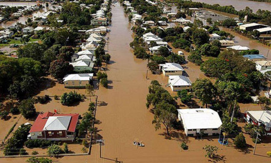 Përmbytje e madhe në Australi, ndodhë edhe ajo që nuk pritej