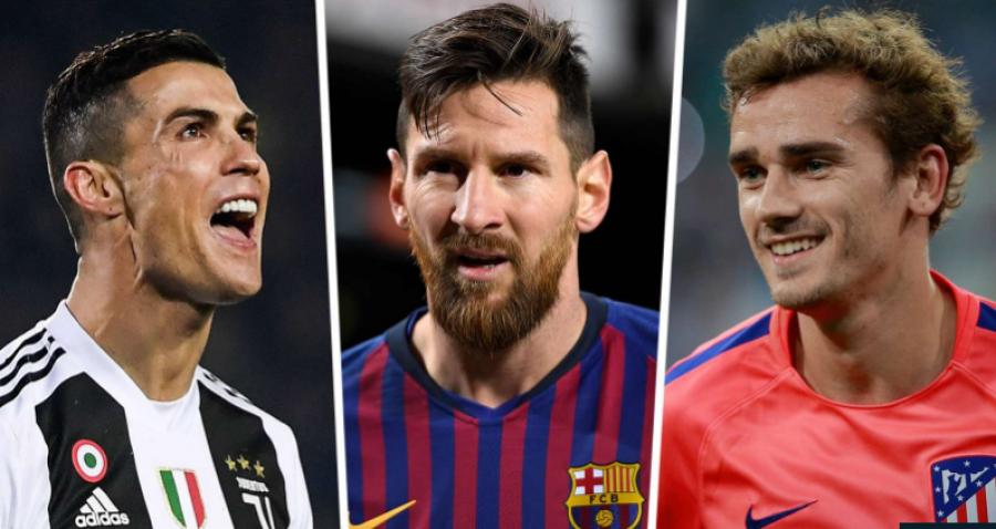 Këta janë lojtarët më të paguar në Evropë