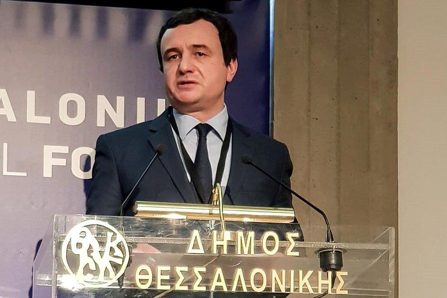 Kurti propozon Marrëveshje të Re për Ballkanin Perëndimor