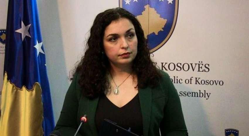 Vjosa Osmani për 'Trepçën': Problemin kryesor e kemi brenda Kosovës, është Presidenti Thaçi
