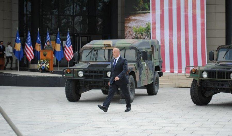 Haradinaj: Baza e NATO-së në Kuçovë më e rëndësishme se avionët rusë që blen Serbia