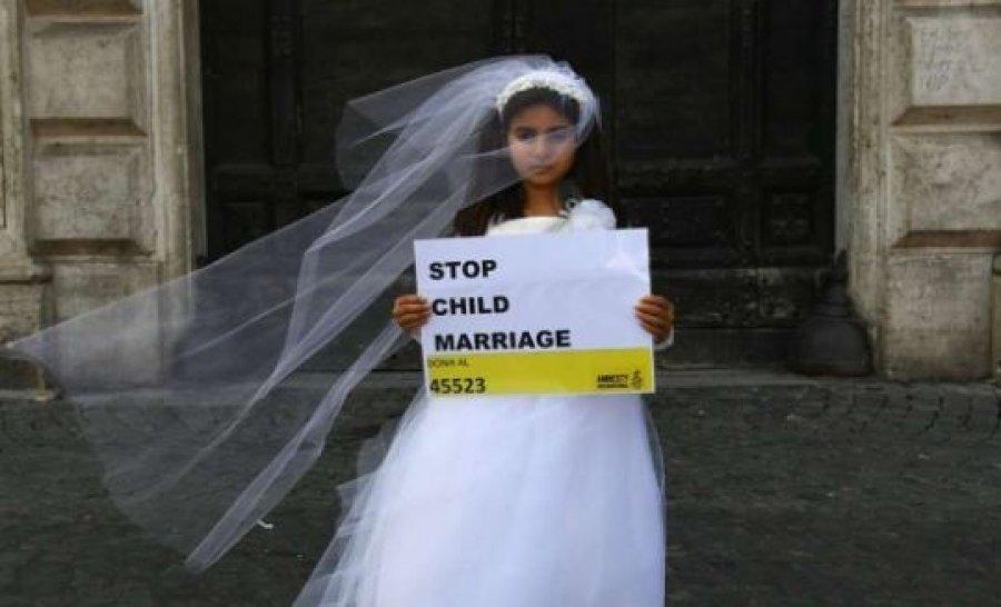 Në Shqipëri, gjatë 2017-ës u kryen 4000 martesa në moshë minorene