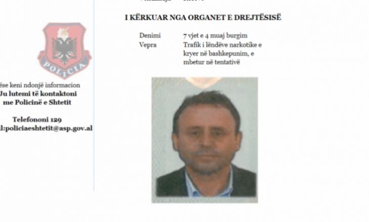 Arrestohet shefi i Komisariatit në Kukës pas lirimit të kosovarit të shumëkërkuar