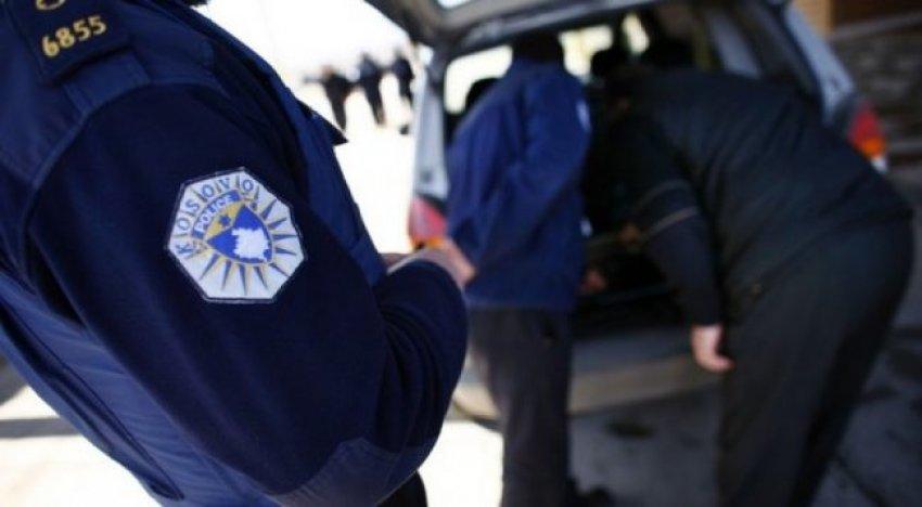 Grabitja e djeshme në Drenas, policia arreston dy persona