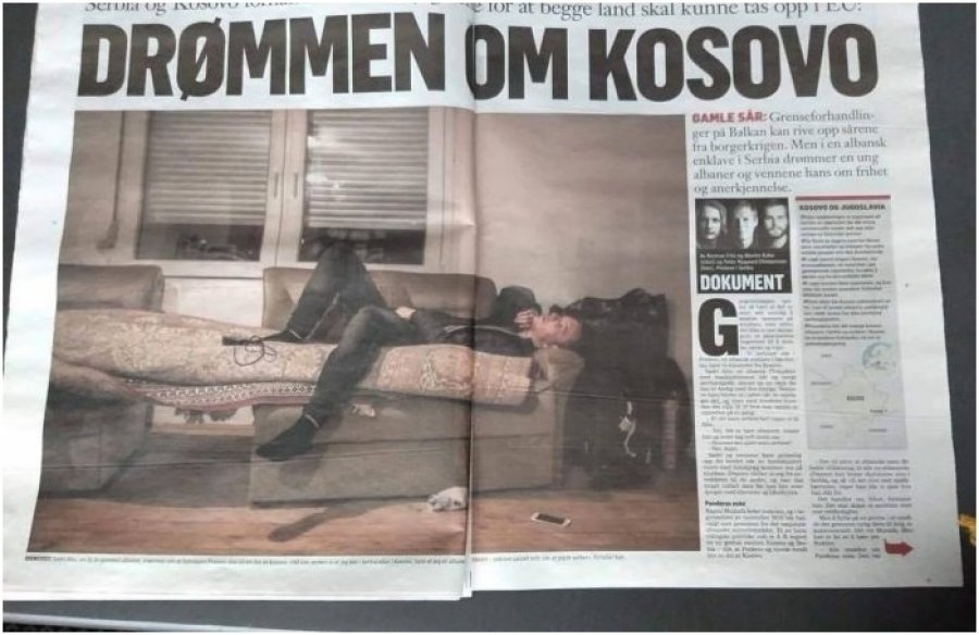 """Media daneze: Shqiptarët e Preshevës shohin nga Kosova, """"nuk kemi vend në Serbi"""""""