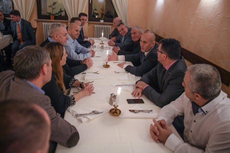 Haradinaj: Zëri i diasporës ka qenë zëri i Kosovës në momentet vendimtare