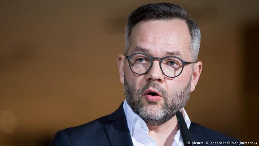 A e përkrah Gjermania idenë e ndryshimit të kufijve Kosovë-Serbi?
