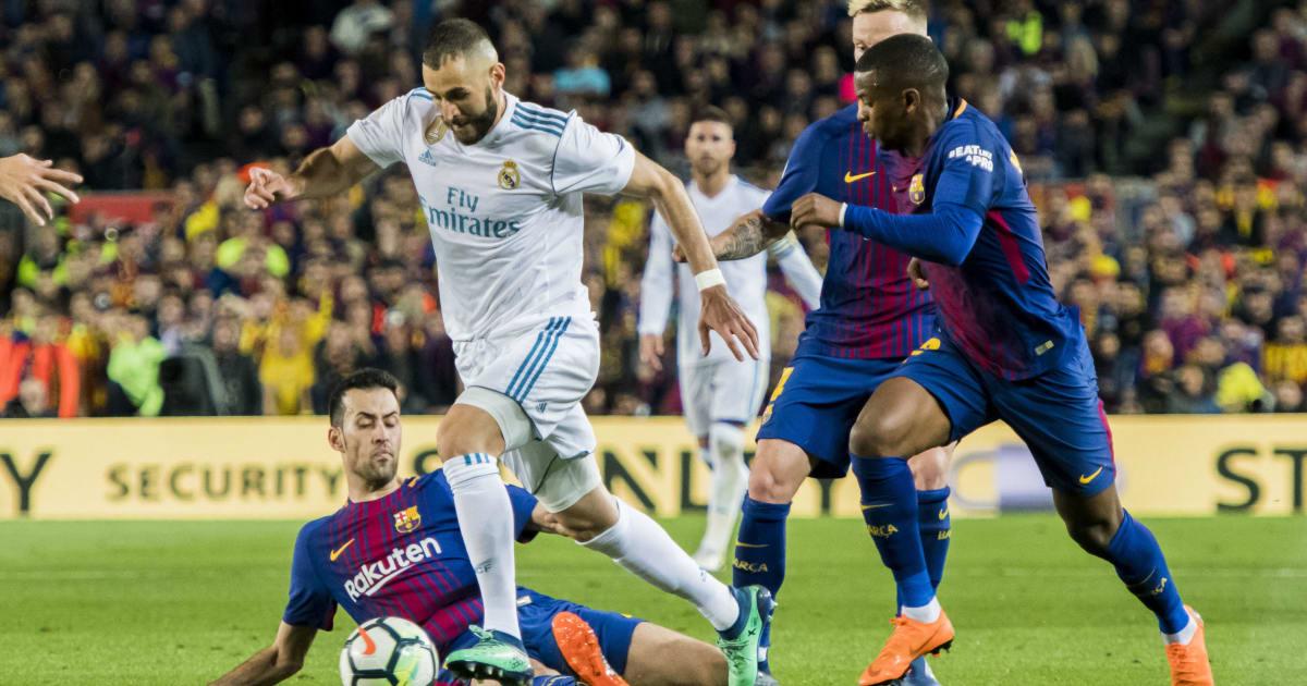 Sot luajnë Barcelona-Real Madrid, këto janë formacionet e mundshme