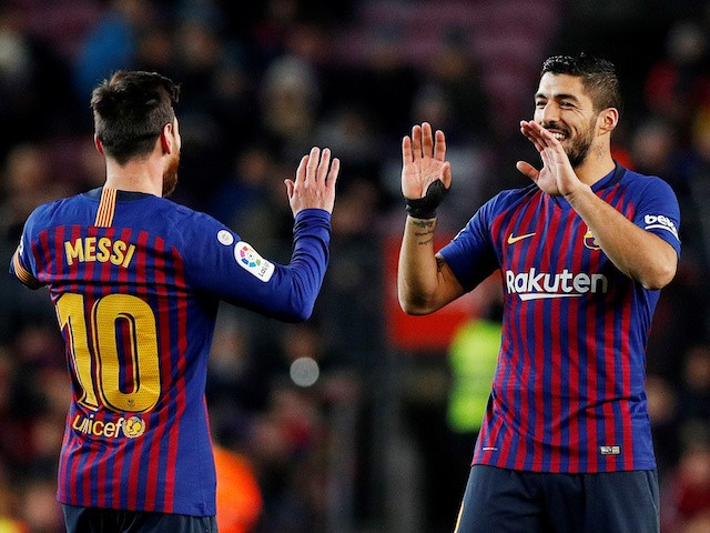 """Barcelonen e pret """"ferri"""" në katër ndeshjet e ardhshme"""