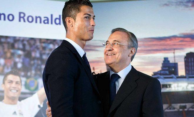 Neymar dhe Perez e larguan Ronaldon nga Real Madrid