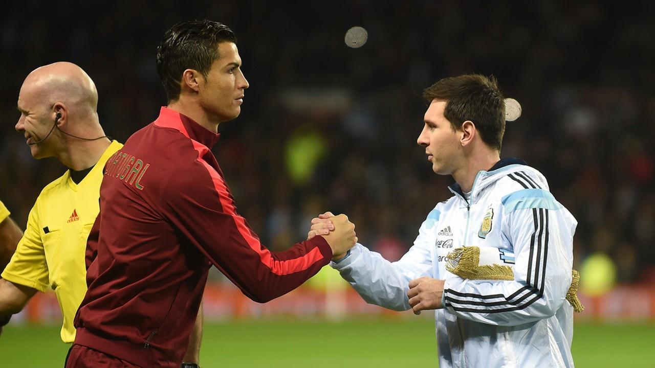 Renditja në garën për Këpucën e Artë të Evropës, ku radhitet Messi e Ronaldo