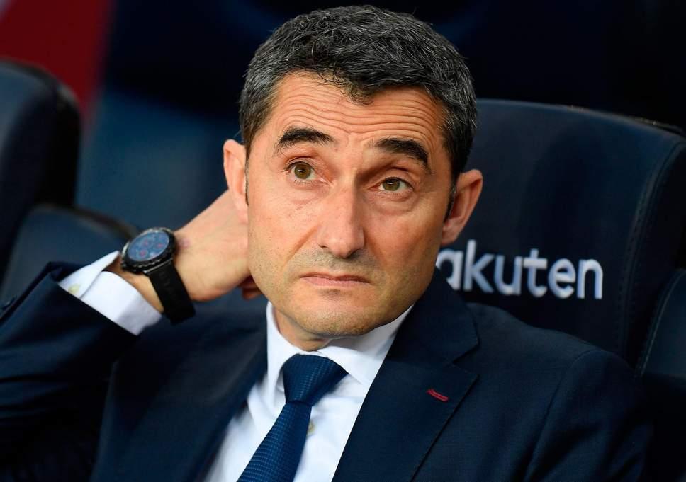 A po largohet Ernesto Valverde nga Barcelona?