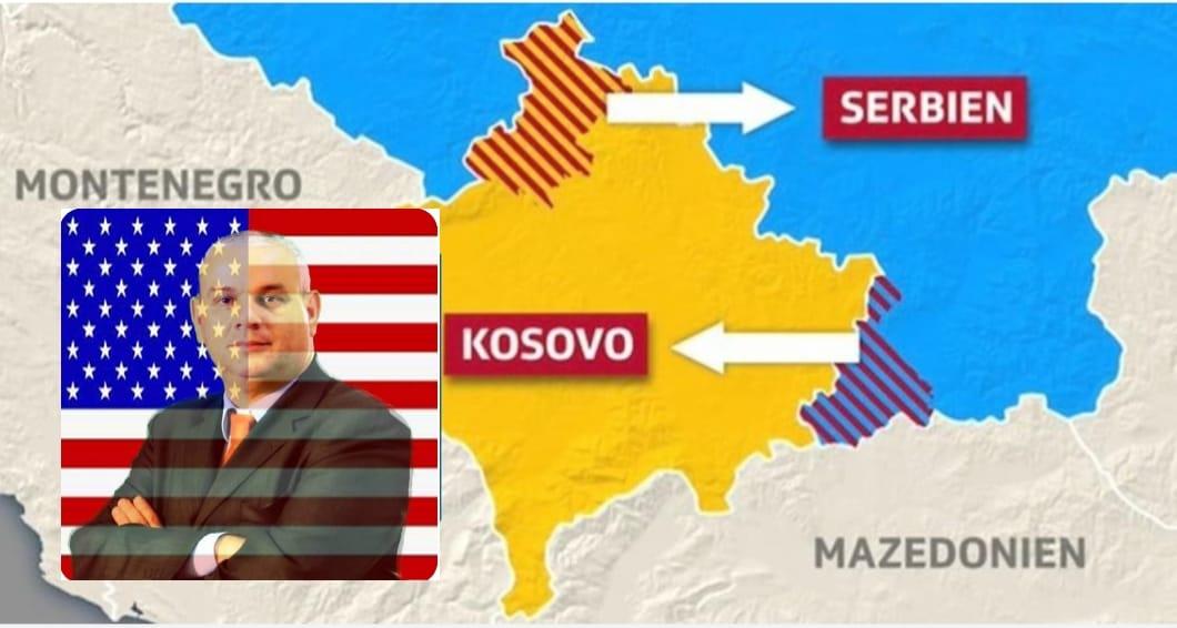 """Disa refleksione mbi """"planin amerikan"""" të marrëveshjes eventuale Kosovë-Serbi"""