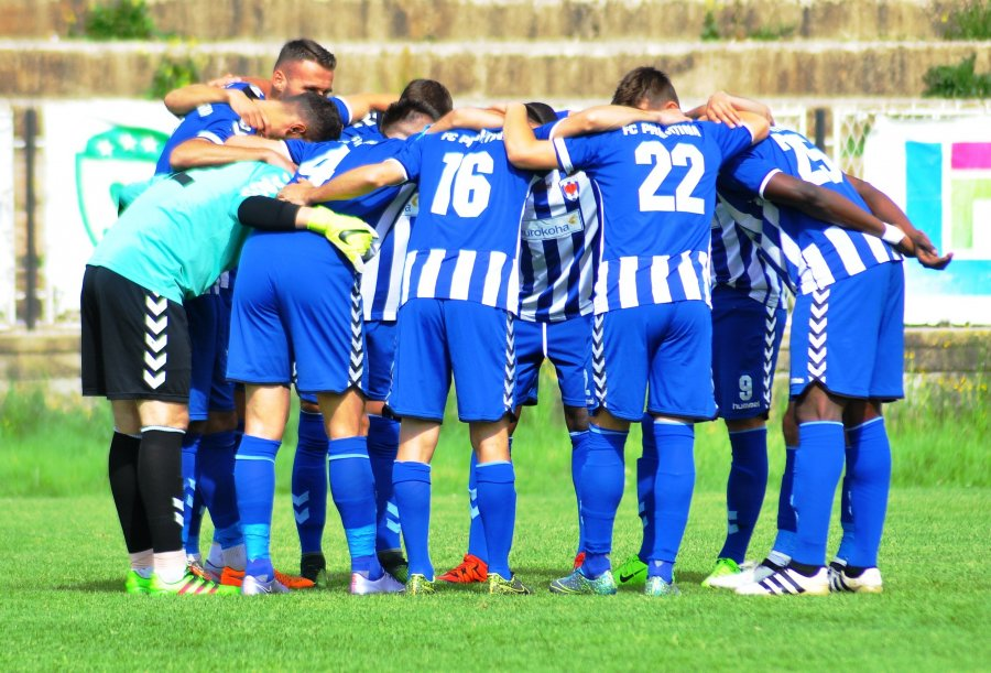 FC Prishtina: Edhe 16 ndeshje drejt titullit të kampionit