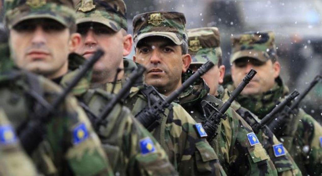 Pajisjet që do t'i përdorin ushtarët e Kosovës do të jenë amerikane