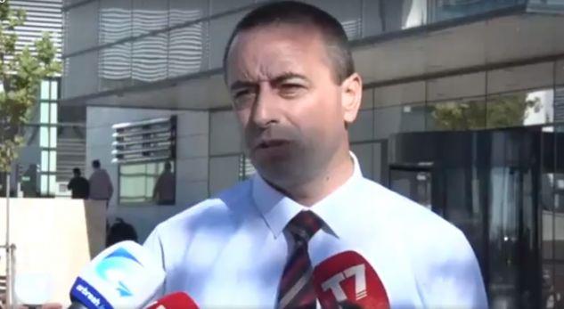 Pas arrestimit, lirohet avokati i vajzës nga Drenasi