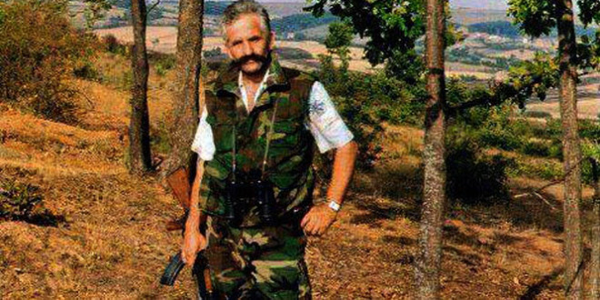 Ramiz Lladrovci kujton me krenari Hamëz Jasharin