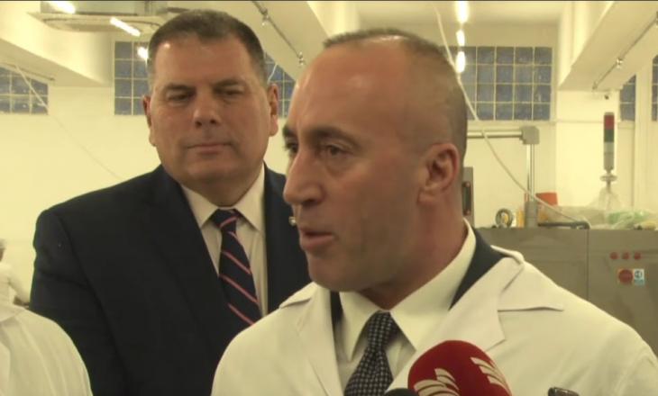 Haradinaj: Më e mirë është 'Sempre' se  'Plazma'