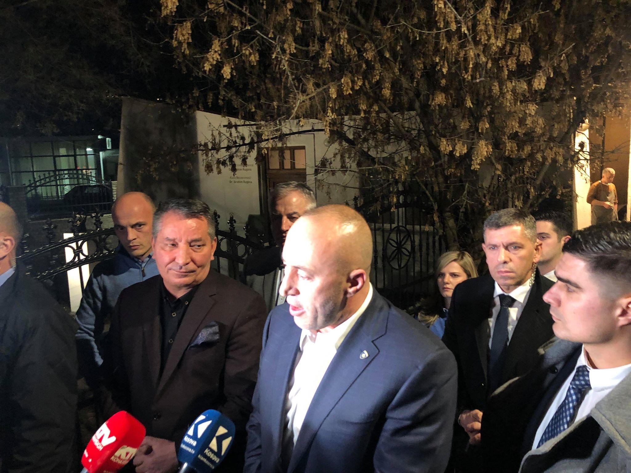 Haradinaj: Taksen nuk e heqim, nuk i nënshtrohemi Serbisë dhe Rusisë
