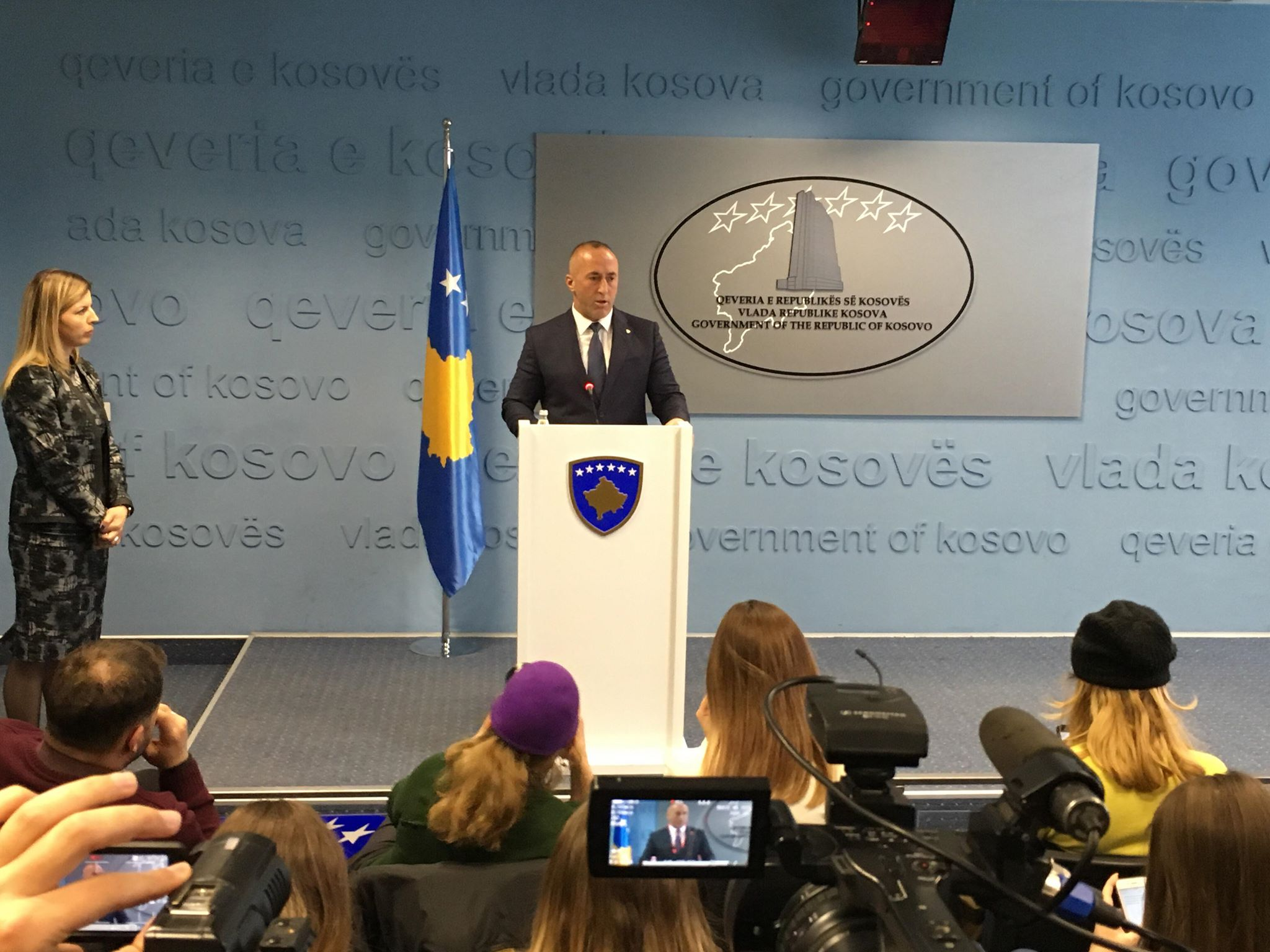 Haradinaj thotë se nuk shkohet në dialog me kushte