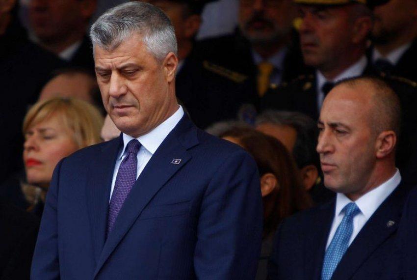 Çfarë po ndodhë mes Hashim Thaçit dhe Ramush Haradinajt?
