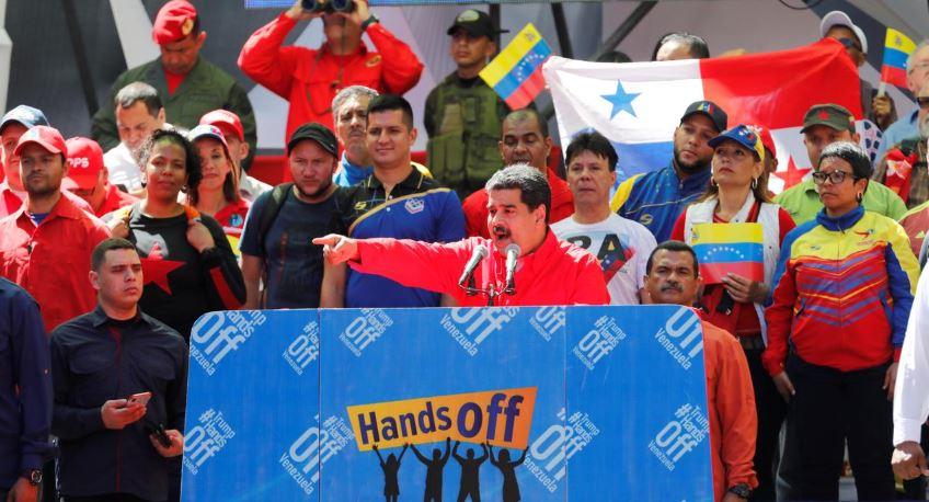Maduro shkëput marrëdhëniet politike me Kolumbinë