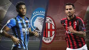 Atalanta – Milan, formacionet zyrtare
