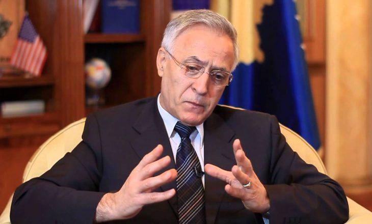 """Krasniqi: Nisma nuk vendos vija të kuqe për asnjë parti që mund t'i fitojë zgjedhjet"""""""