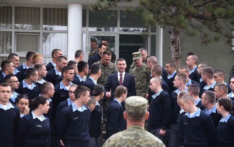 Veseli thotë se edhe Kosova në një të ardhme të afërt do jetë pjesë e NATO-s