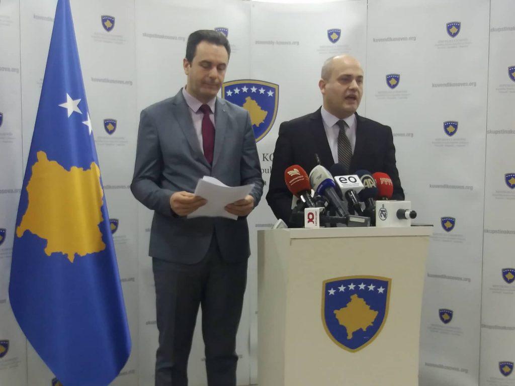 LDK fajëson Ministrinë e Shëndetësisë, e akuzojnë për këtë çështje