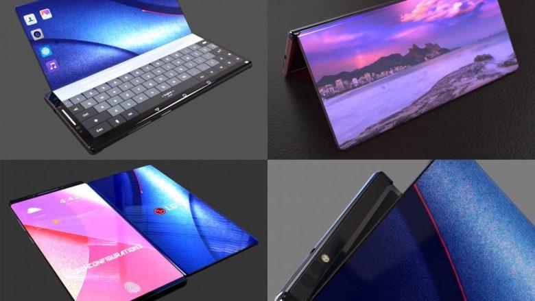 LG deklaron se nuk do të lansoj telefonin e palosshëm në MWC 2019
