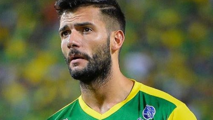 Liridon Krasniqi shënon gol në mënyrë akrobatike