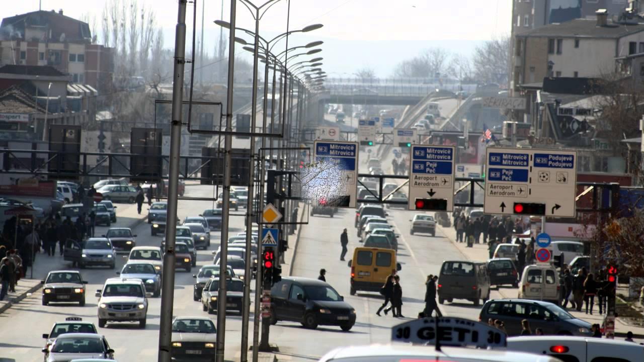 """Rruga me emrin """"17 Shkurti"""" në Prishtinë as 300 metra e gjatë"""