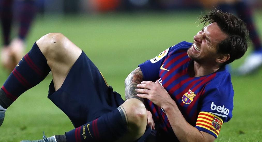 Kjo është gjendja e Messit për 'El Clasico'