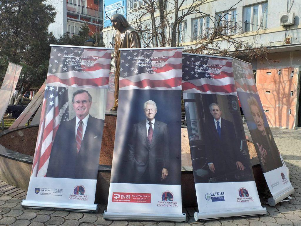 """""""Miqtë e Amerikës"""" me ekspozitë interesante në Prishtinë"""