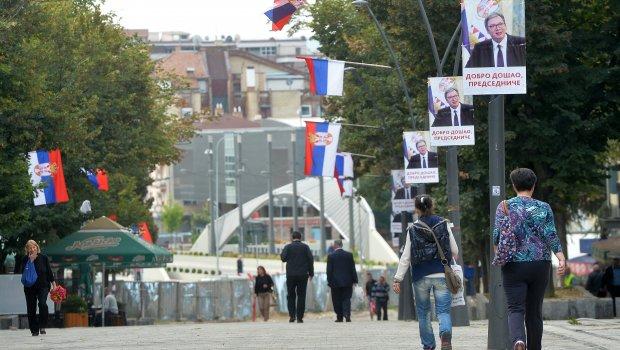 Gazeta serbe: ShBA-ja nuk dëshiron që tërë veriu t'i jepet Serbisë