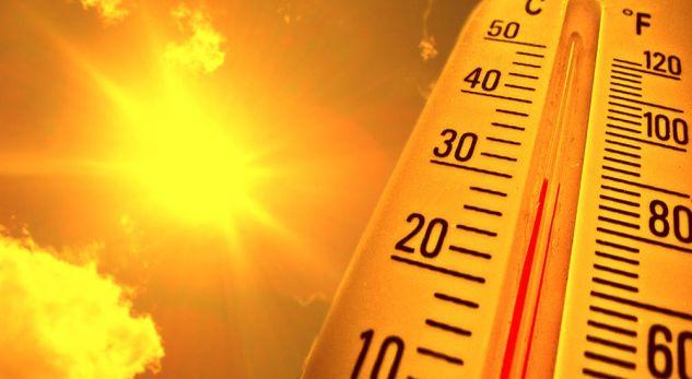 Valë e të nxehtit rekord në Lituani dhe Letoni