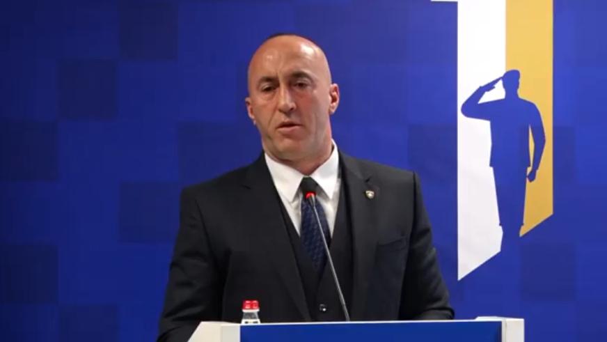 Haradinaj: Korrigjimi i kufijve është ide e Vladimir Putinit