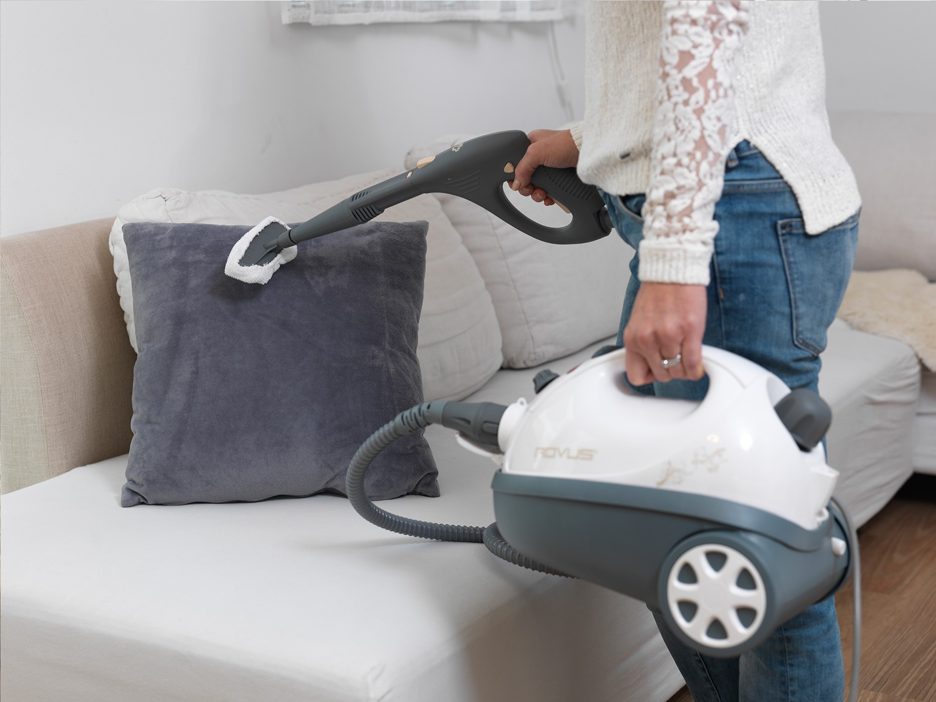 Pastrimi i shtëpisë çdo ditë, ju bën dëm