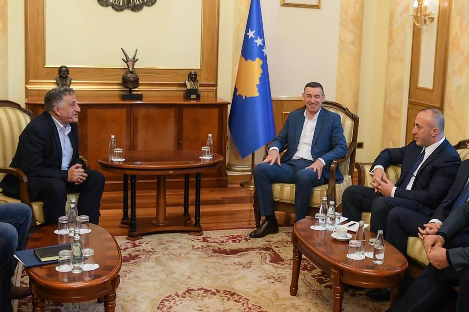 Haradinaj konfirmon marrëveshjen me SBAShK-un