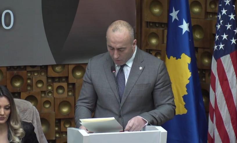 Haradinaj: Kosova asnjëherë nuk do të jep tokë për njohje nga Serbia
