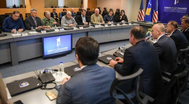 SHBA-të premtojnë të vazhdojnë ta përkrahin Kosovën
