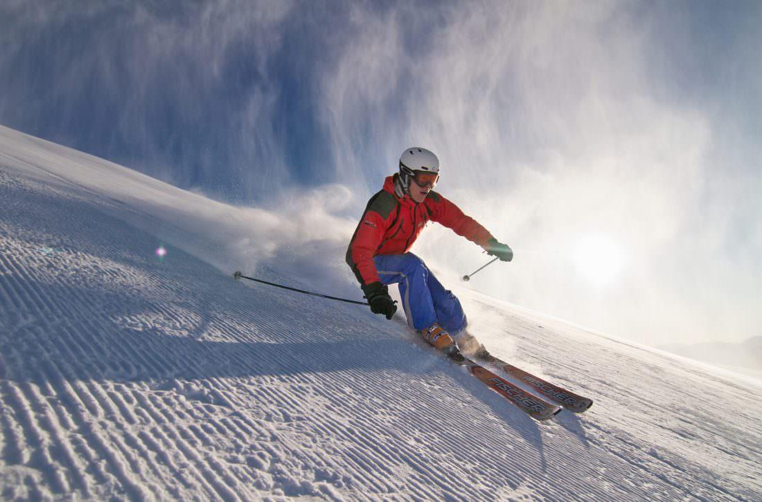 Skijimi, sporti më i shëndetshëm