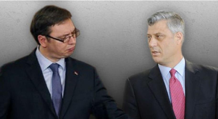 Vuçiq ia shuan shpresat Thaçit, Medvegja mbetet në Serbi