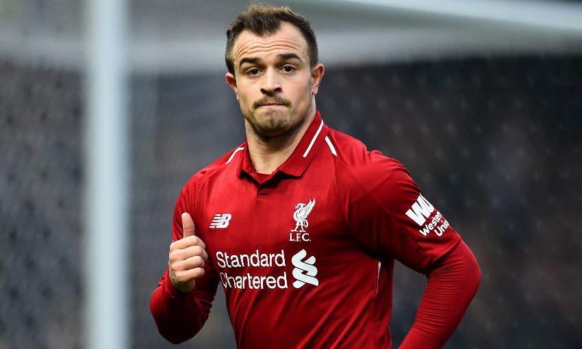 A do të luajë Shaqiri në ndeshjën e radhës kundër Bournemouth?