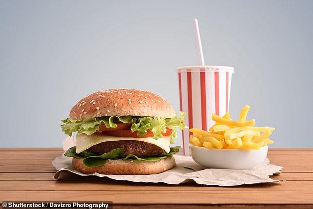 Hamburgerët me djathë janë të mirë për shëndetin tuaj