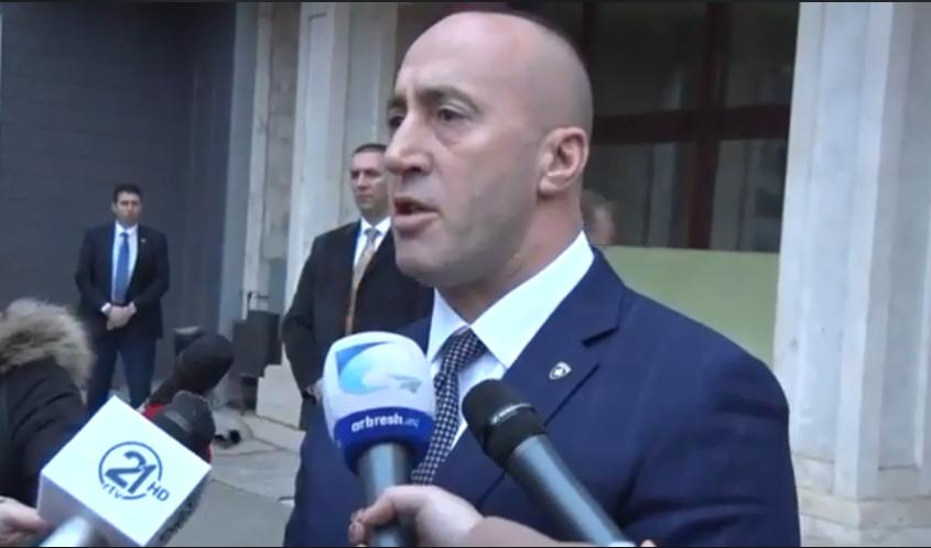 Haradinaj: As unë, as Thaçi s'jemi zëdhënës të Amerikës