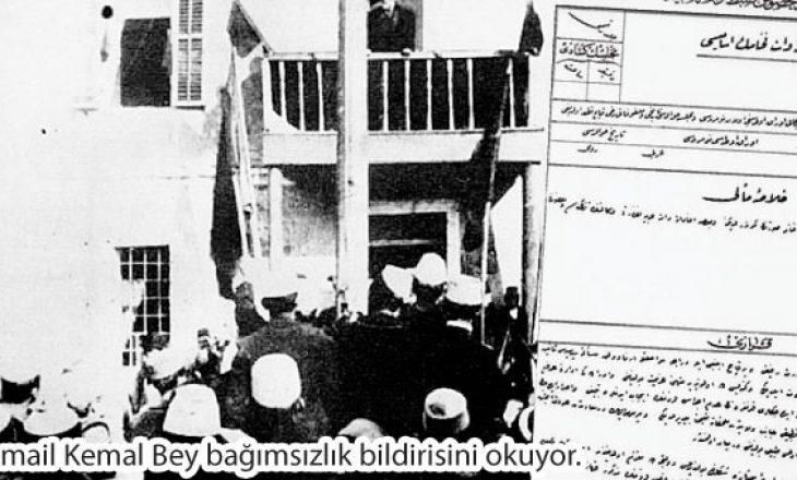 Dokumenti turk: Pavarësia e Shqipërisë u shpall ma aprovim nga Perandoria Osmane