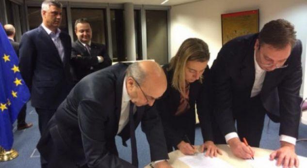 Sot bëhen katër vjet nga nënshkrimi i marrëveshjes për drejtësi në mes Prishtinës dhe Beogradit