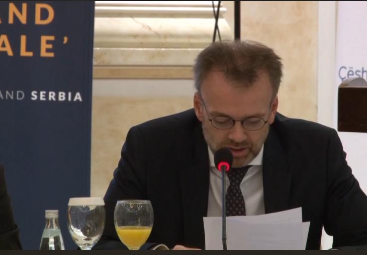 Dialogu Kosovë-Serbi, kjo është kërkesa e ambasadorit norvegjez për politikanët e Kosovës